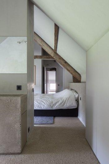 Govaert & Vanhoutte - DRB résidence chambre