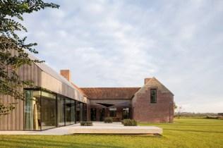 Govaert & Vanhoutte - DRB terrasse