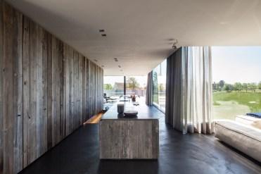 Govaert & Vanhoutte - Résidence DBK cuisine
