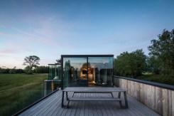 Govaert & Vanhoutte - Résidence DBK terrasse