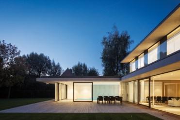 Govaert & Vanhoutte - Résidence Govaert & Vanhoutte - Résidence RMC terrasse