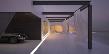 WH1 - Garage et piscine