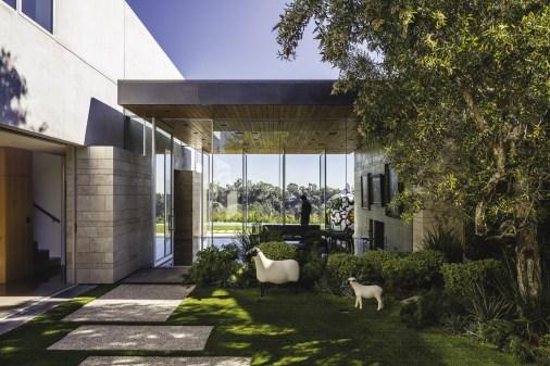 La résidence Carillo, Santa Monica, CA. © Nico Marques