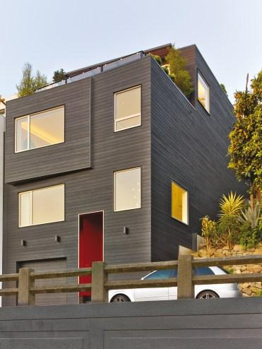Glen Park Residence | San Francisco, CA. | © Photos DR