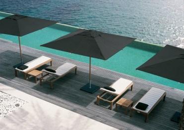 Bains de soleil ZAMAC Design : Ronan Masson pour Ego Paris www.egoparis.com