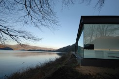 Lakeside House. © Shinichi Ogawa