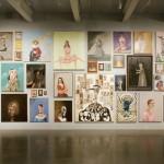 George Condo - Mental States - veduta della mostra presso il New Museum, New York 2011 - photo Benoit Pailley