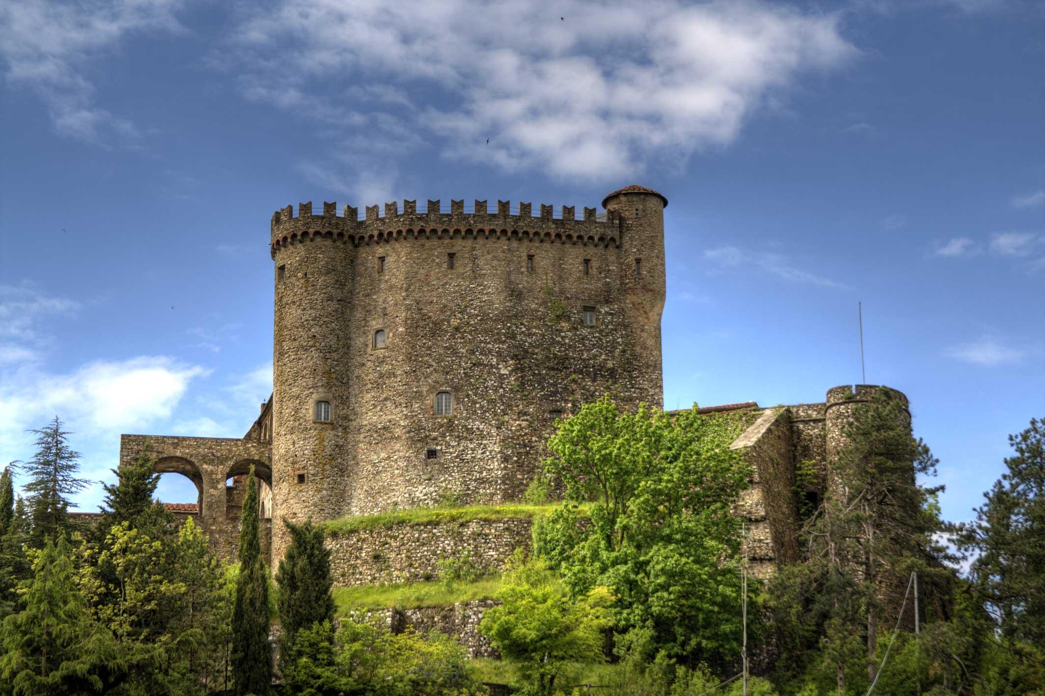Il Castello Malaspina di Fosdinovo  Artribune