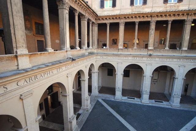 Chiostro del Bramante Roma  Artribune
