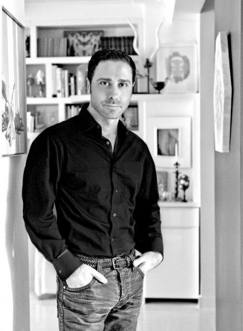 Antonio Pio Saracino (source AD Magazine)