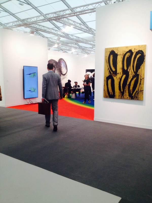 Frieze Art Fair Londra 2014 Lisson Artribune