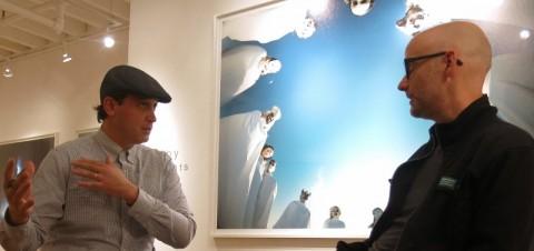 Alessandro Berni e Moby