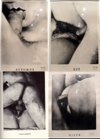 Man Ray Quattro stagioni 1929  Artribune