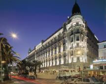 L Hotel Carlton Cannes Artribune