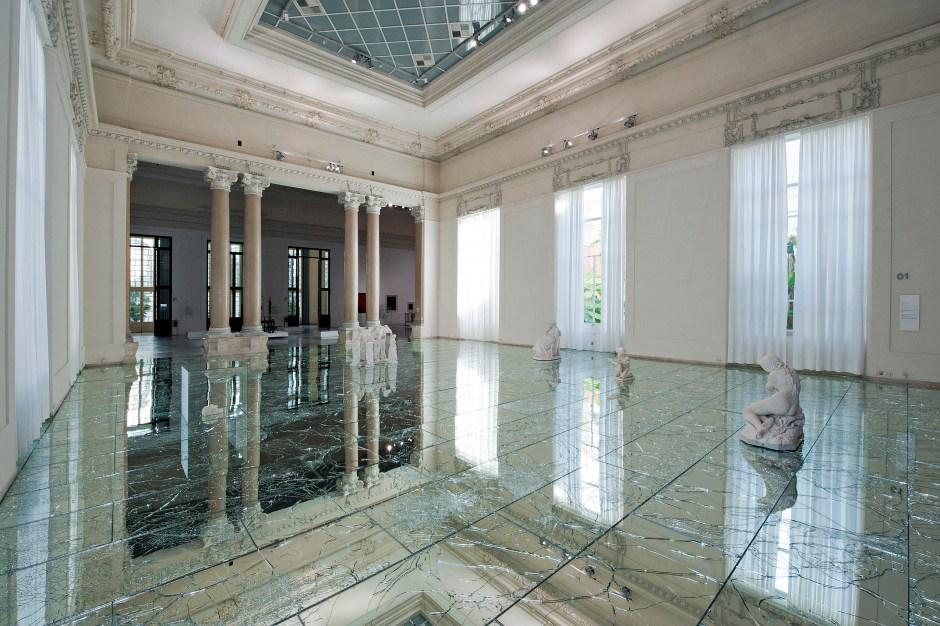 Roma Contemporânea: Galeria Nacional de Arte Moderna e Contemporânez