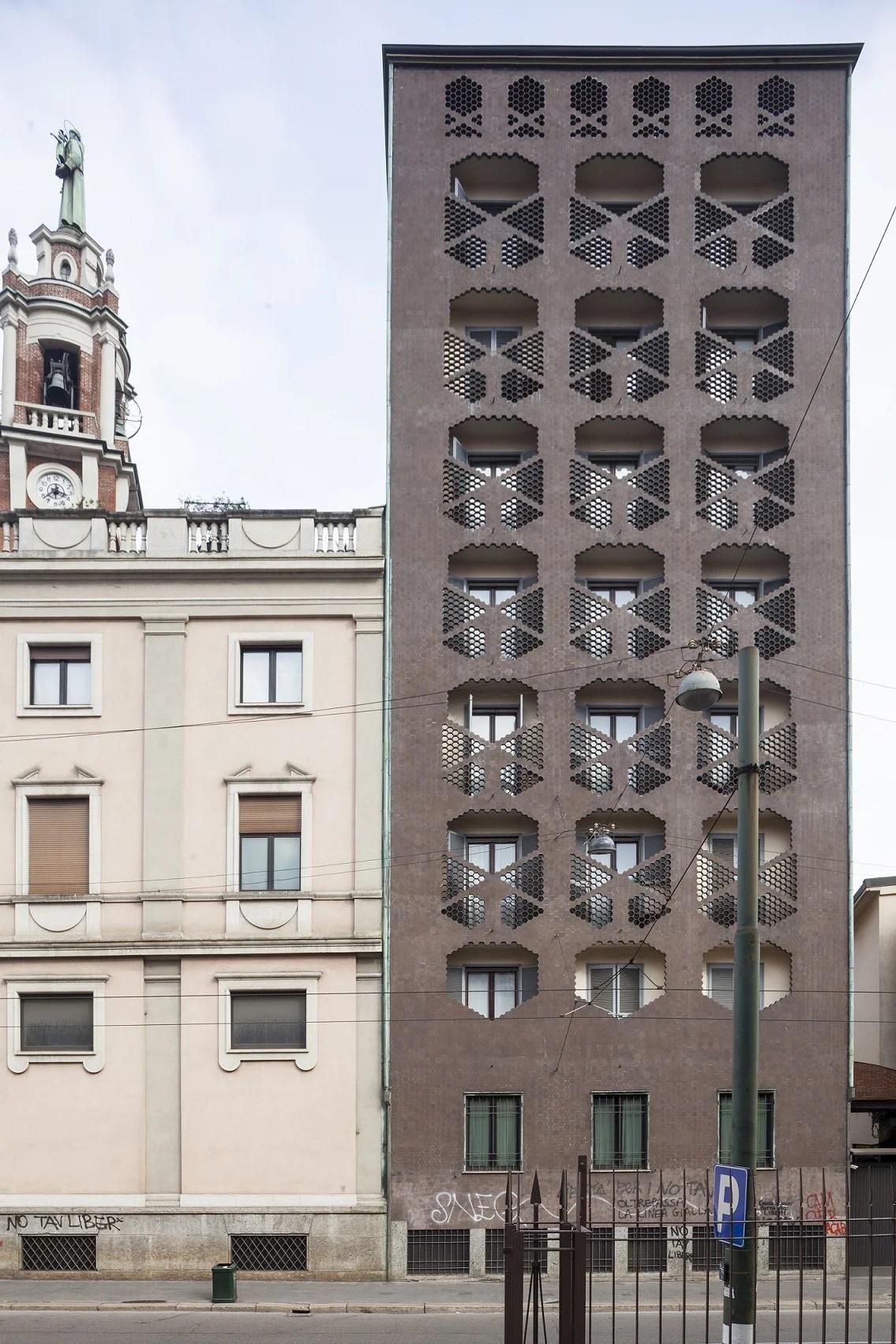 Luigi Caccia Dominioni Convento di SantAntonio dei Frati