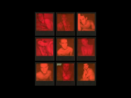 Christian Boaro, The Naked Truth. Red