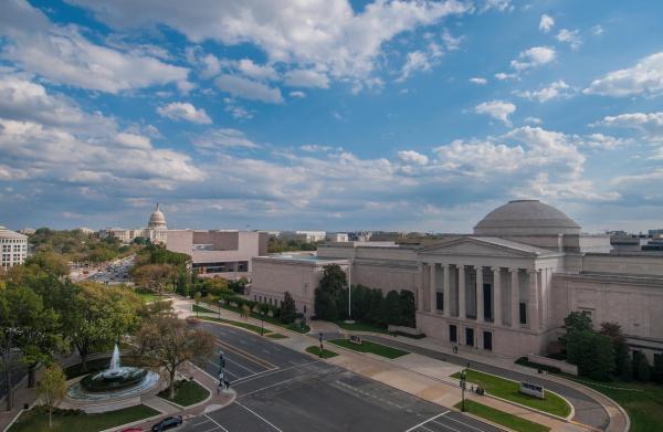 Kaywin Feldman Diriger La National Of Art Di Washington Artribune