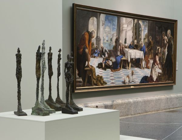 La Mostra Su Alberto Giacometti Al Museo Del Prado Artribune