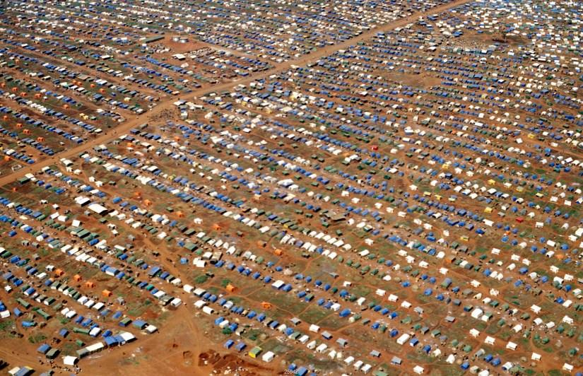 Benako, campo di rifugiati in Ruanda