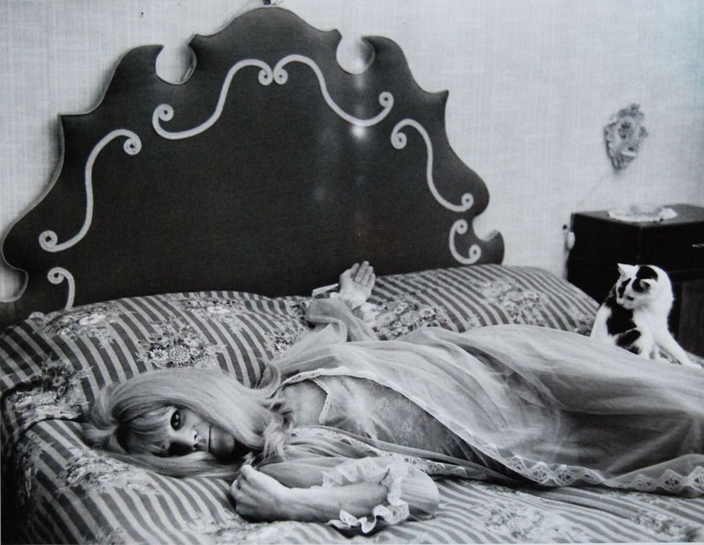 Lisetta Carmi, I travestiti. La Cabiria, 1965 70, cm 24x30 © Lisetta Carmi Martini Ronchetti