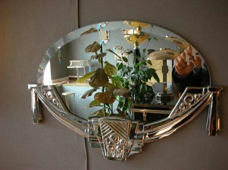 miroir art deco miroirs art deco