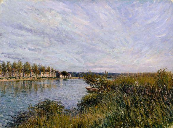 Картины Альфреда Сислея