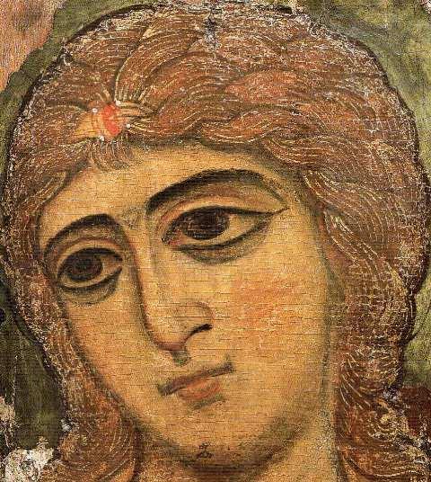 Ангел златые Власы 12 век
