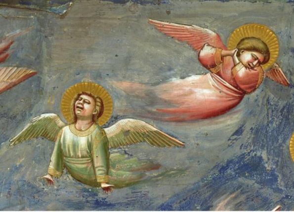 Ангелы Джотто