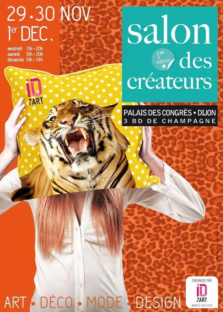 Le Salon des Crateurs pour la premire fois  Dijon  Arts  Gastronomie