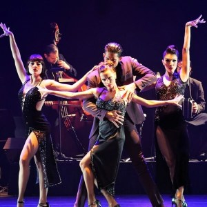 April 2017 Dance Performance in NYC: Tango Lovers at Symphony Space