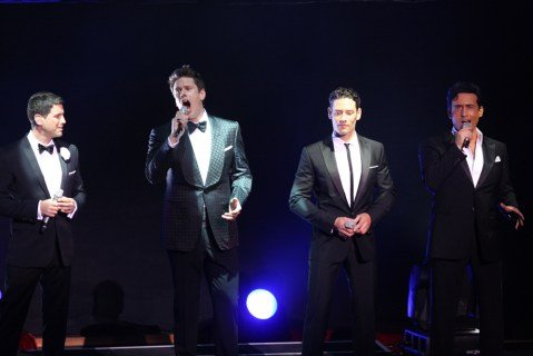 Music in NYC: Il Divo Timeless Tour at Beacon Theater on
