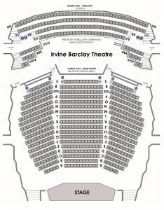 Irvine barclay also theatre claire trevor school of the arts uc rh uci