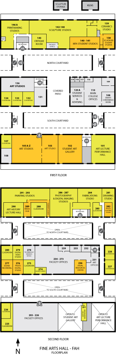 FAH Floorplan