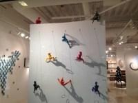 Wall Climbers by Ancizar Marin | Xanadu Gallery, Art ...