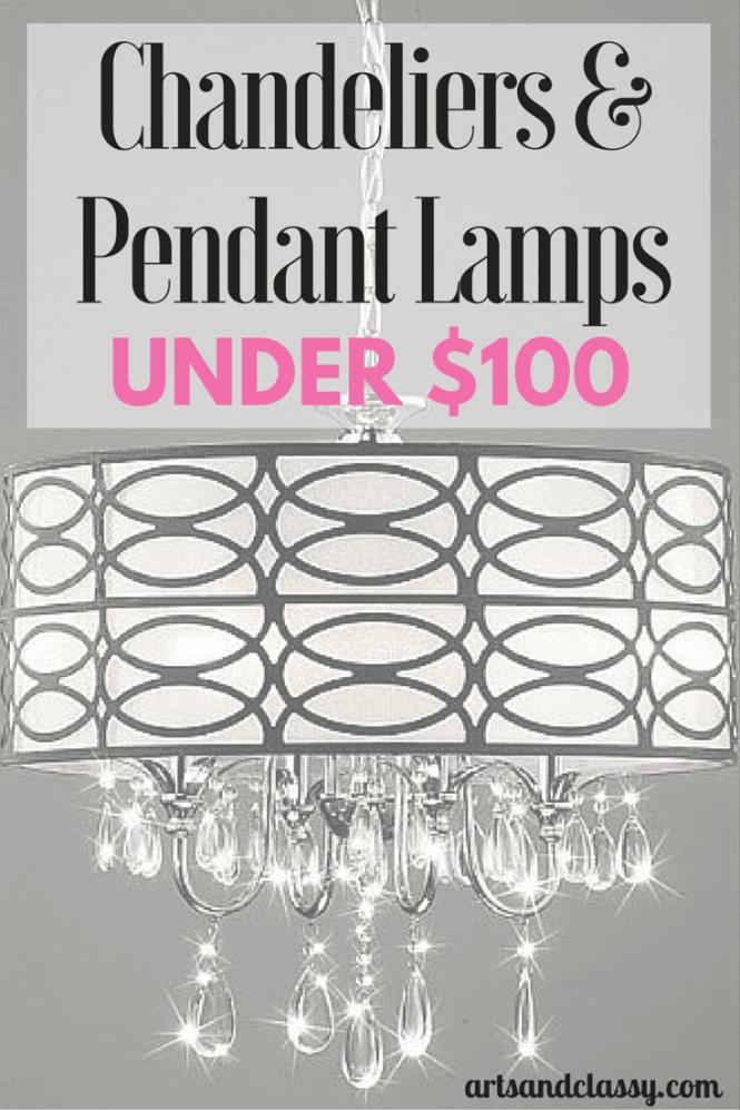 Chandeliers Pendant Lamps Under 100