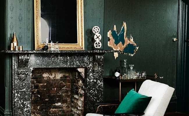 Emerald Green Interior Decor Trends Inspiration Arts