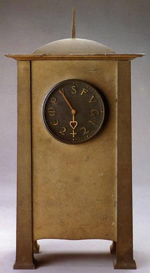 Arts  Crafts Design  Clocks Introduction