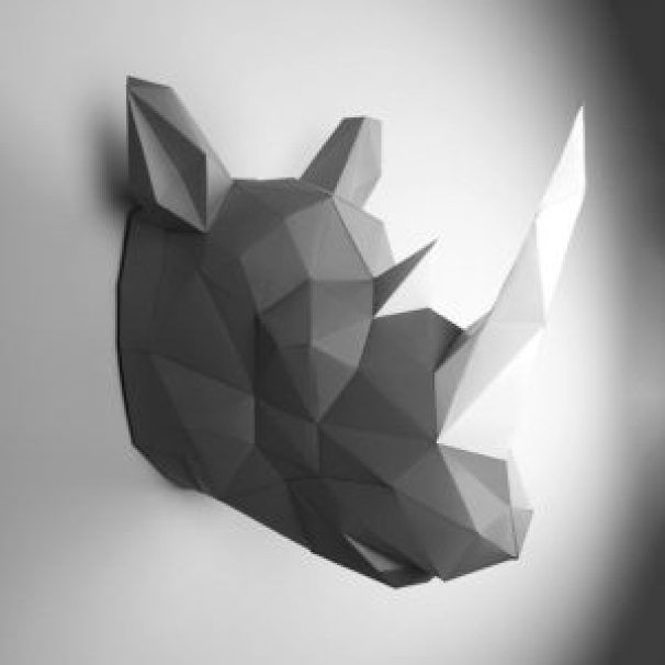 Paper-Animal-Trophies-5