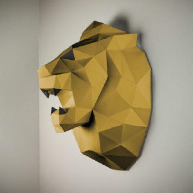 Paper-Animal-Trophies-9