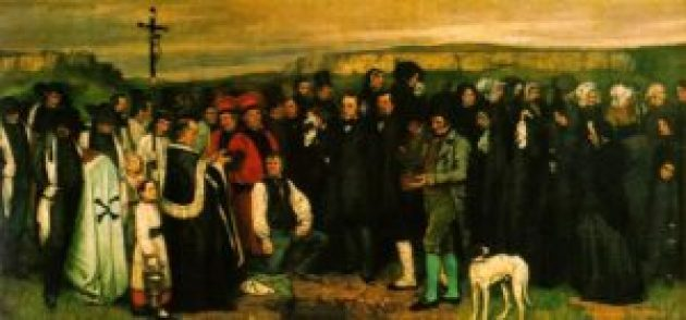 burial-in-ornans-by-gustav-courbet