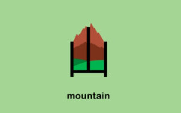 mountain-chineasy