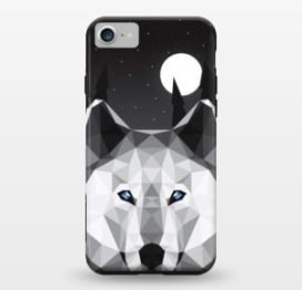 Wolf-phonecase-art1