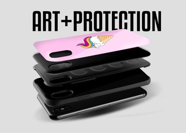 Poner una funda de calidad a tu iPhone X