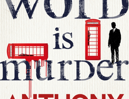 CANCELLED! An Evening with Anthony Horowitz