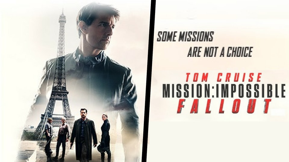 Review: Mission: Impossible - Fallout (2018) - Arts Commented
