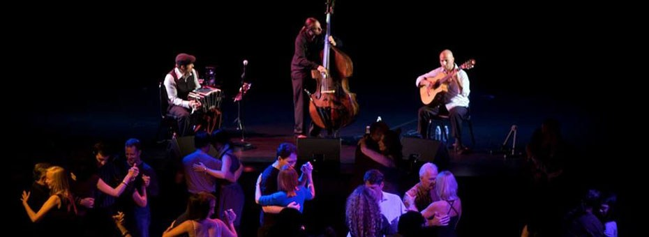 MUSIC   Trio Garufa is an international ensemble dedicated to performing authentic Argentine music.