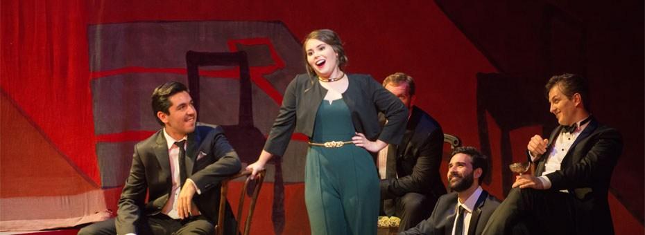 Merola Opera Program: Mozart