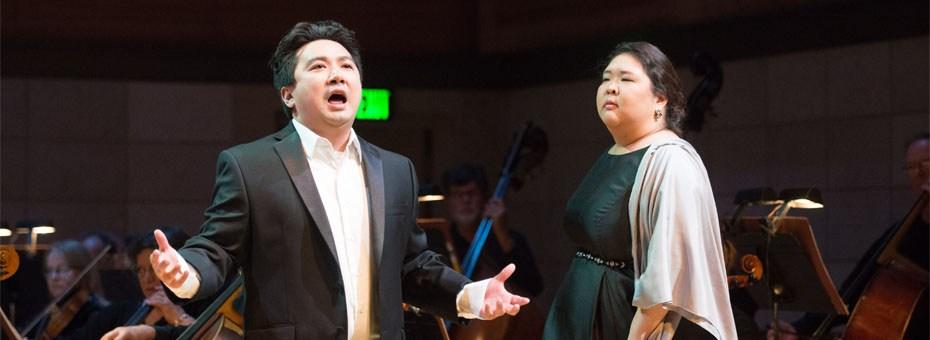 Merola Opera Program: Stravinsky