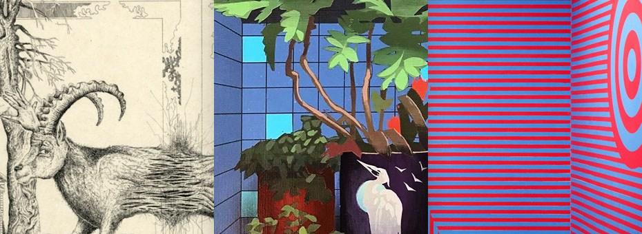 MULTIMEDIA | Kala Art Institute is excited to host an evening gallery talk with Kala Fellowship Artists Yuki Maruyama, Robert Minervini, and Golbanou Moghaddas.